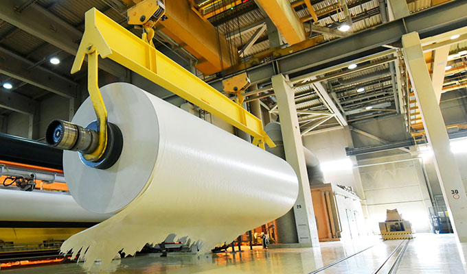 pulp and paper industry engineering