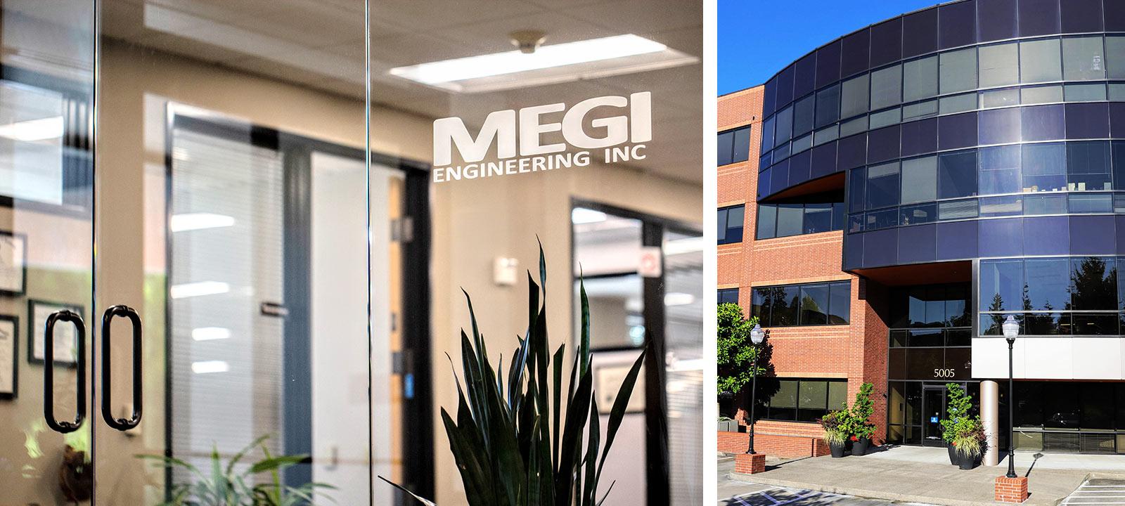 MEGI Portland Oregon office